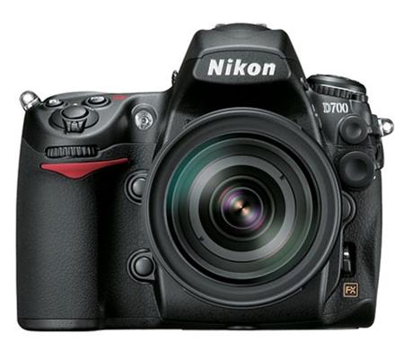 The Nikon D700