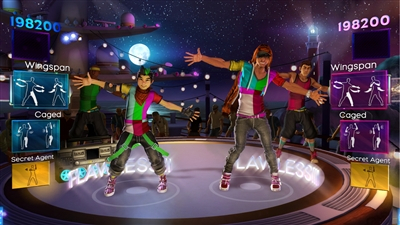 Dance Central 2 is one of the best games that utilizes the Kinect's motion controls.