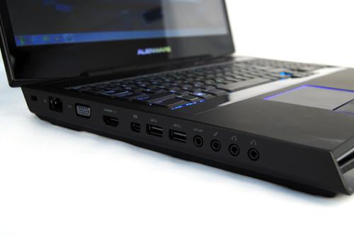 Dell likes ports.