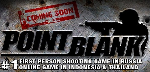 PointBlank is the latest online FPS game from E-Games.