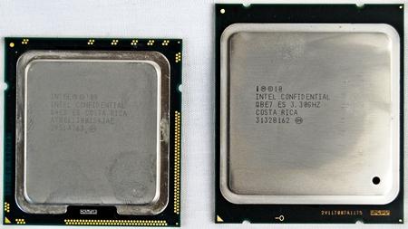 Intel Core i7-3960X Extreme Edition - Sandy Bridge-E has