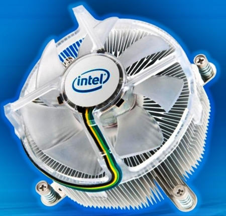 This CPU cooler is available from Intel as a separate retail SKU and it will not break your bank as it is priced at a modest US$20 and below. It will be made available for sale through retailers and distributors. We missed those packaged stock CPU coolers already but enthusiasts shouldn't mind this at all.