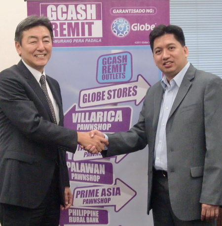 GCASH Partners with Japan's Softbank for Remittance ...