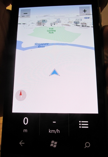Nokia Drive is a free turn by turn notification app with more than 95 countries maps to download and choose from.