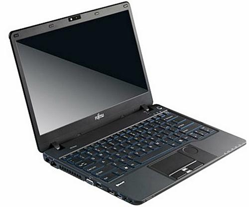 Fujitsu LifeBook SH771
