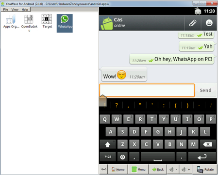 With a few simple steps, you can use WhatsApp on your PC!