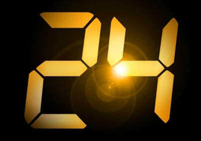 There are only 24 hours in a day. That's not a lot of time at all.
