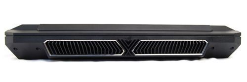 The car grille cooling vents look great but you don't see them much since it's facing the rear.