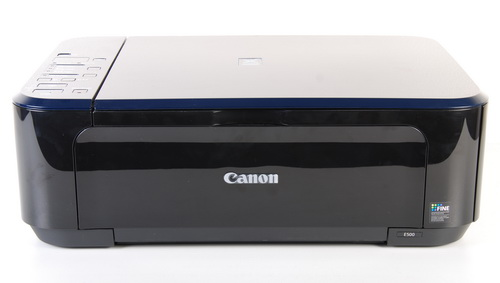 One of the standouts in Canon's printer launch this October was the frugal PIXMA E500.