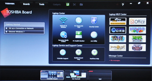 Software Features and Performance : Toshiba Portégé Z830 \u2013 Let\u0027s Get