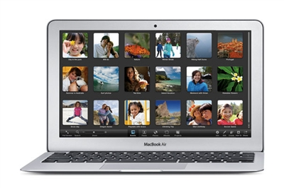 Apple's MacBook Air seems more marketable now that SSDs have increased in reliability