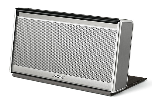Introducing the new Bose SoundLink wireless mobile speaker.