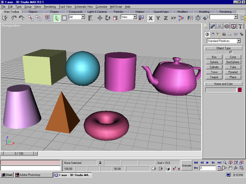 The creation of game assets is fundamental to the game development process