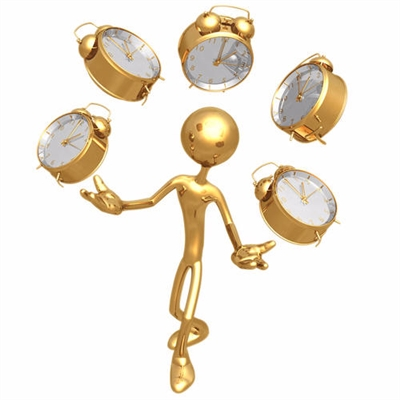 Time is indeed gold. Managing it well will help you get more things done in a day.