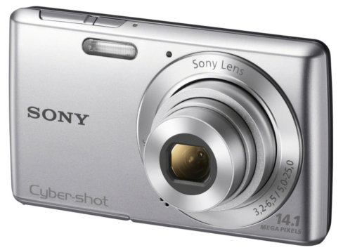 DSC-W620 (Image Source: Sony)