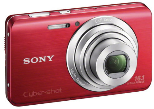 DSC-W650 (Image Source: Sony)