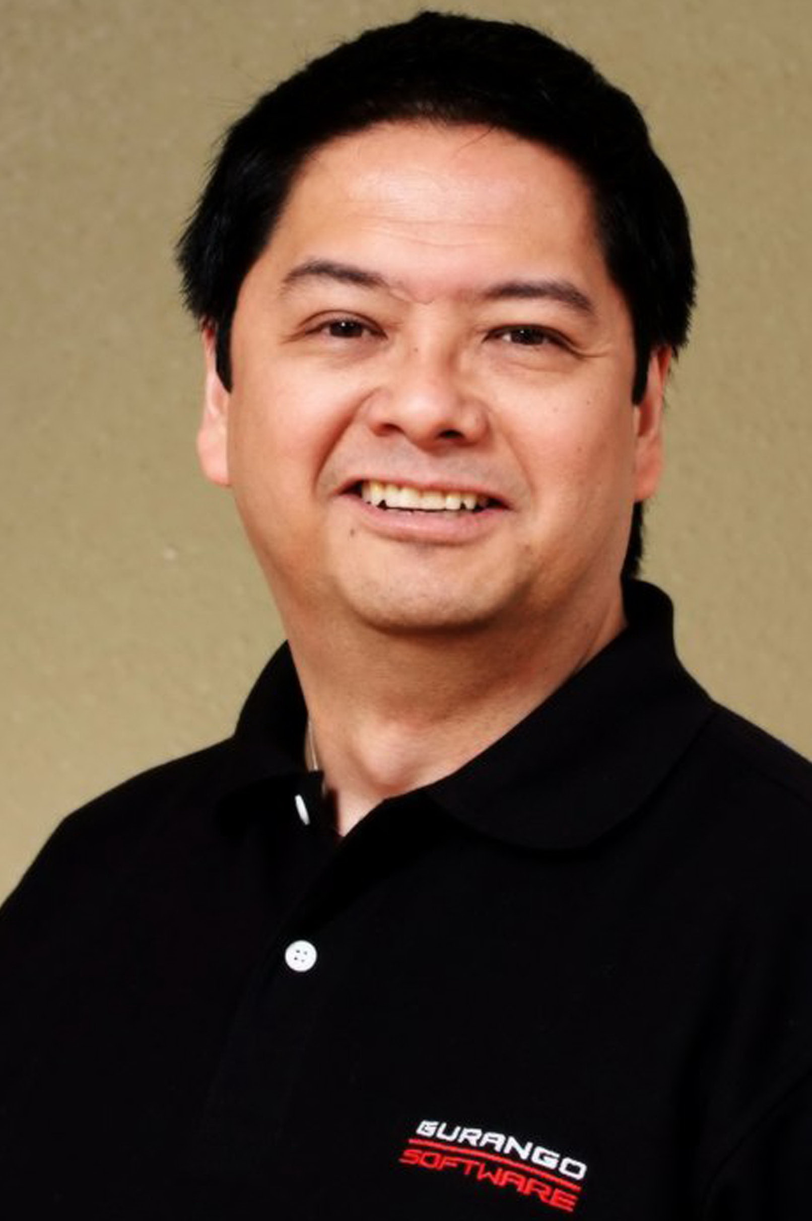 Mr. Joey Gurango, the Founder and Managing Director of Gurango Software Corporation.