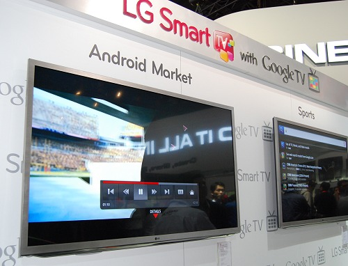 Google TV is making a come back and LG is one of the four key consumer electronics giants to help give this platform some weight.