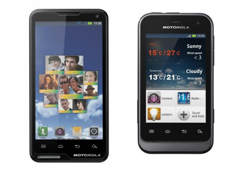 Source: Motorola Mobility
