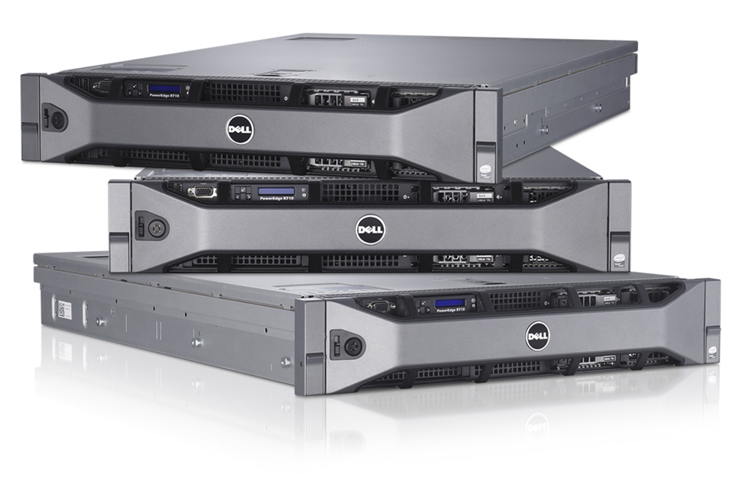 dell introduces poweredge r710 rack server for enterprise virtualization. Black Bedroom Furniture Sets. Home Design Ideas