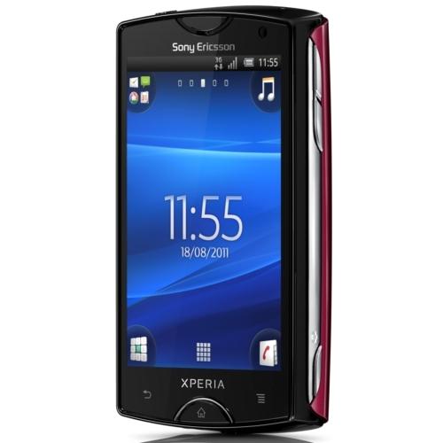 The Sony Ericsson Mini.