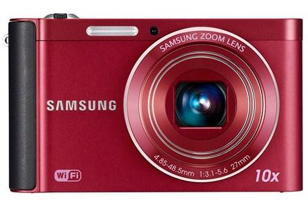 Samsung ST200F (Image Source: Samsung)