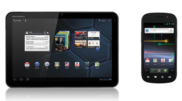 Fragmentation between the tablet and smartphone form factor became one of the biggest issues for Google Android.