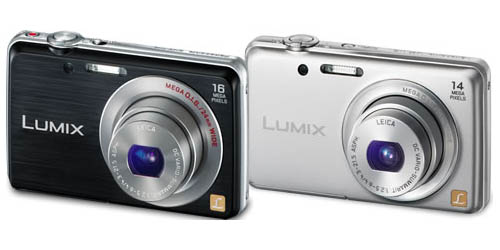 Battery Charger for PANASONIC Lumix DMC-FH8 DMC-FS45 16.1 MP Digital Camera NEW