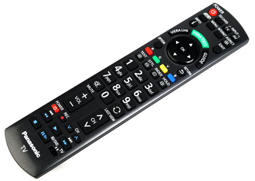 The VT30S' remote comes with clearly labelled inputs although that doesn't make it any less confounding in some aspects. For example, the Option button activates Volume Correction, while the Menu button is the one which leads you to the actual bulk of the TV's picture and audio selections.