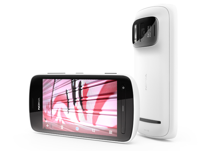 Surprise, surprise. Who would have thought to fit a 41-megapixel sensor on a smartphone? Nokia did.