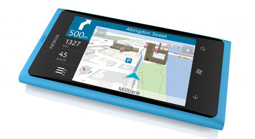 Nokia Drive gets an update, alongside new apps such as Nokia Reader and Nokia Transport. (Image source: Nokia)
