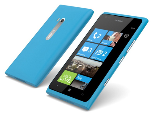 Nokia Lumia 900 (Image source: Nokia)