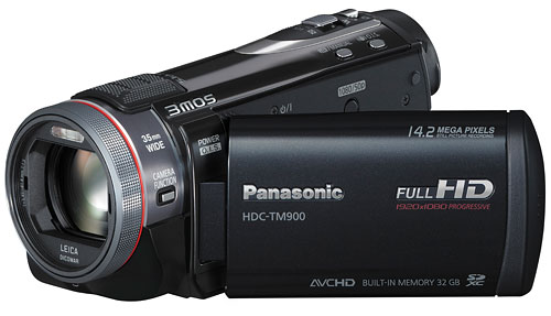 The Panasonic HDC-TM900 impresses us with its excellent 50p mode.