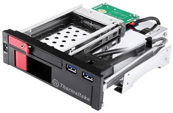 Max 5 Duo SATA SSD & HDD Rack