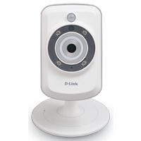 D-Link Enhanced Wireless N Day/Night Home Network Camera (DCS-942L)