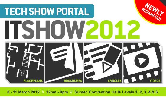 IT Show 2012 - Telco, Tablets, GPS and Mobile Accessories Buying.