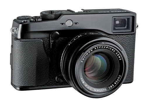 The X-Pro1 is Fujifilm's first mirrorless interchangeable-lens camera.