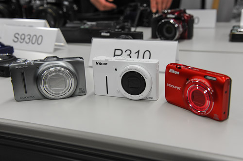 Does having lots of cameras to choose from make it easier to choose?