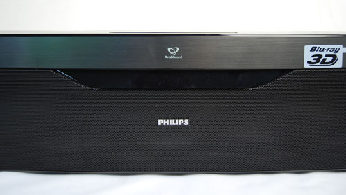 Seeing that the Philips HTS7140 features a Blu-ray player, we decided to include a few new test tracks from that particular source.
