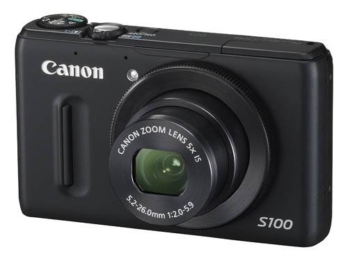 Canon PowerShot S100 takes home our Best Prosumer Digital Camera award.