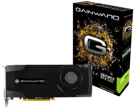 Gainward GTX 680