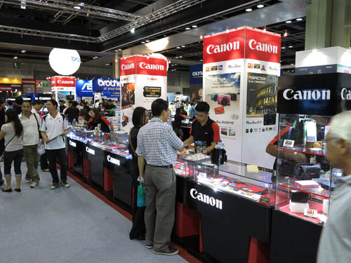 IT SHOW 2012 - Cameras, Printers, Monitors and Storage Buying Guide.