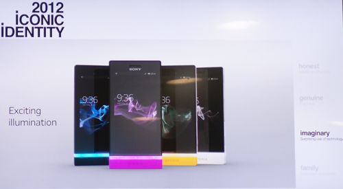 The design philosophy behind the NXT series was crafted around the essence of four key words: Honest, Genuine, Imaginary and Family. The Imaginary part points to the transparent element that is found across three smartphones.