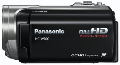 HC-V500