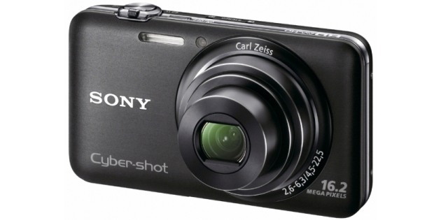 Sony Cyber-shot DSC-WX7 (Image Source: Sony)