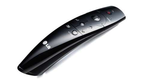 Powered by Dragon TV, LG's revamped Magic Remote enables users to enter search phrases, text, and other commands using the power of speech. Like Samsung, voice and gesture controls will feature heavily in both TV makers 2012's HDTV line-up.