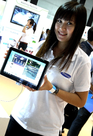 The 10.1-inch variant will carry a similar 1GHz dual-core processor like its 7-inch sibling. Both models are slated to arrive here in the second quarter of 2012.