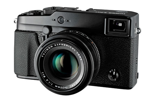Te Fujifilm X-Pro1 - yet another classic in the making.