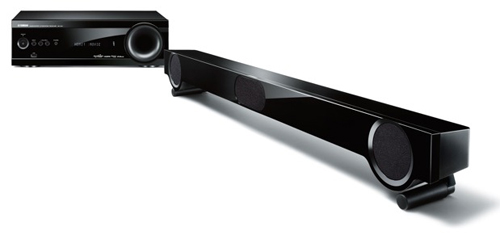 Introducing the new mid-level Yamaha YHT-S401 sound bar surround system.
