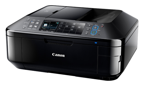 The MX 897  flagship model of the new PIXMA line features Canon's PIXMA Cloud Link and allows for printing with Google Cloud Print and Apple AirPrint.